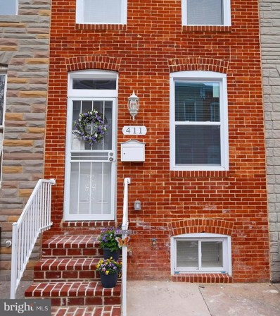 411 N Rose Street, Baltimore, MD 21224 - #: MDBA504218
