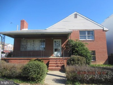 3522 W Caton Avenue, Baltimore, MD 21229 - #: MDBA504230