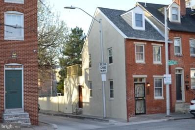 1513 E Fairmount Avenue, Baltimore, MD 21231 - #: MDBA504258