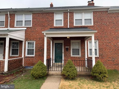 1246 Cedarcroft Road, Baltimore, MD 21239 - #: MDBA504264