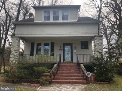 6008 Wallis Avenue, Baltimore, MD 21215 - #: MDBA504280