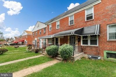 4508 Mountview Road, Baltimore, MD 21229 - #: MDBA504316