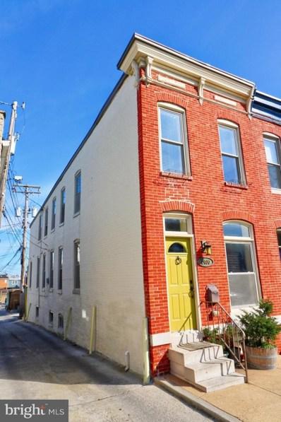 2400 E Fairmount Avenue, Baltimore, MD 21224 - MLS#: MDBA504330