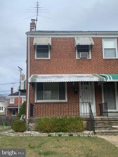 3916 Wilke Avenue, Baltimore, MD 21206 - #: MDBA504372