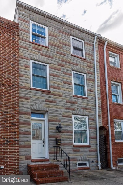 1011 S Linwood Avenue, Baltimore, MD 21224 - #: MDBA504374
