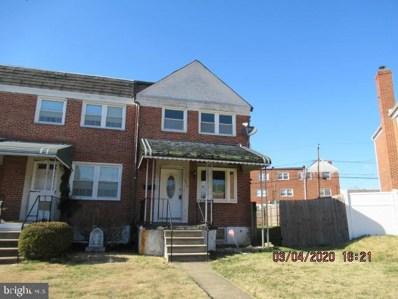 4710 Elison Avenue, Baltimore, MD 21206 - #: MDBA504380
