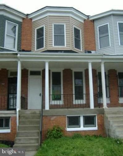 3104 Oakford Avenue, Baltimore, MD 21215 - #: MDBA504432