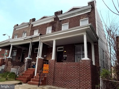 1504 Carswell Street, Baltimore, MD 21218 - #: MDBA504622