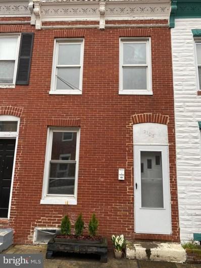2105 Moyer Street, Baltimore, MD 21231 - #: MDBA504754