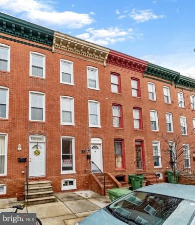 1631 S Hanover Street, Baltimore, MD 21230 - #: MDBA504762