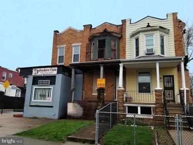 3703 W Belvedere Avenue, Baltimore, MD 21215 - #: MDBA504766