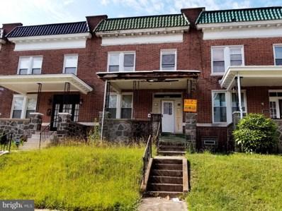 1611 E 33RD Street, Baltimore, MD 21218 - #: MDBA504824