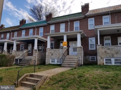 3005 Wolcott Avenue, Baltimore, MD 21216 - #: MDBA504830