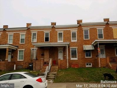 2451 Washington Boulevard, Baltimore, MD 21230 - #: MDBA504846
