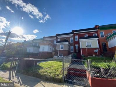 2904 Violet Avenue, Baltimore, MD 21215 - #: MDBA504856