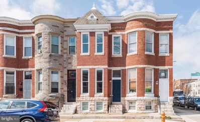 154 N Lakewood Avenue, Baltimore, MD 21224 - MLS#: MDBA504862