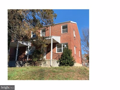 1814 Swansea Road, Baltimore, MD 21239 - #: MDBA504900
