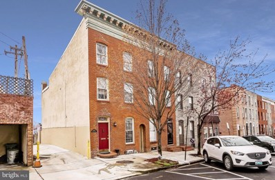 2235 Bank Street, Baltimore, MD 21231 - #: MDBA504956