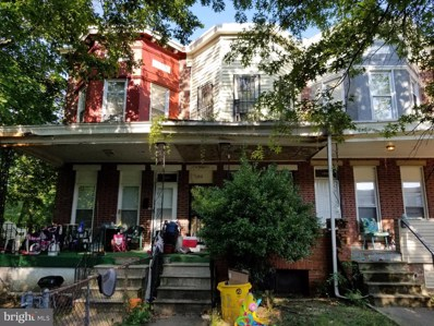 1302 N Longwood Street, Baltimore, MD 21216 - #: MDBA504962