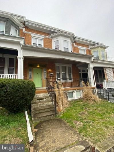503 Rose Hill Terrace, Baltimore, MD 21218 - #: MDBA504964