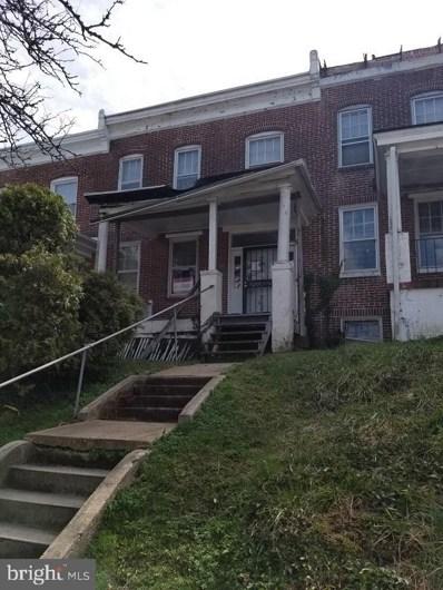 3323 Piedmont Avenue, Baltimore, MD 21216 - #: MDBA504980