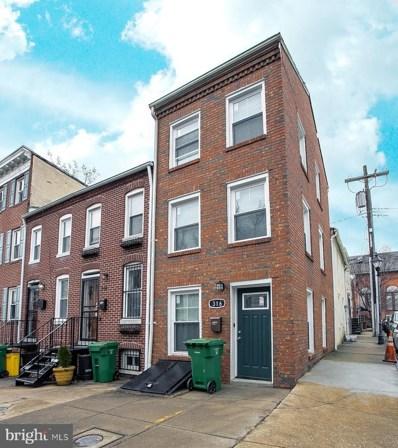 316 S Poppleton Street, Baltimore, MD 21230 - #: MDBA504984