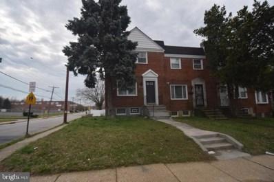 4791 Chatford Avenue, Baltimore, MD 21206 - #: MDBA505032