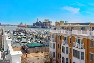 1210 Harbor Island Walk, Baltimore, MD 21230 - #: MDBA505080
