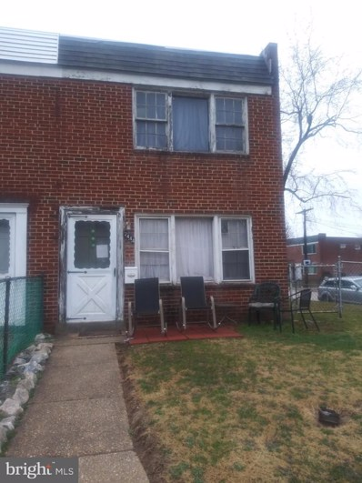 2444 Harriet Avenue, Baltimore, MD 21230 - #: MDBA505128
