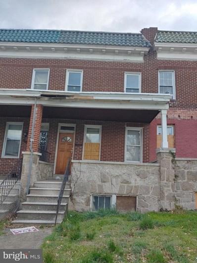 1358 Homestead Street, Baltimore, MD 21218 - #: MDBA505132