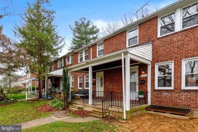 4656 Marble Hall Road, Baltimore, MD 21239 - MLS#: MDBA505144