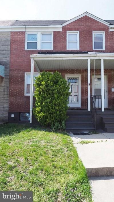 418 Gusryan Street, Baltimore, MD 21224 - #: MDBA505204