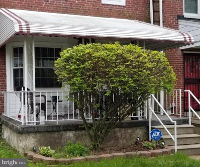 1221 Evesham Avenue, Baltimore, MD 21239 - #: MDBA505214