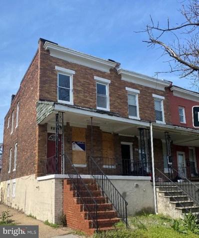 2230 Cedley Street, Baltimore, MD 21230 - #: MDBA505222