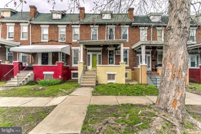 3110 Windsor Avenue, Baltimore, MD 21216 - #: MDBA505250