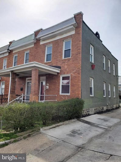 500 Savage Street, Baltimore, MD 21224 - #: MDBA505256