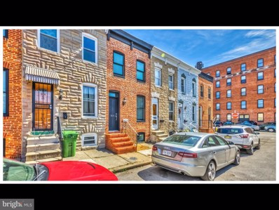 1827 Westphal Place, Baltimore, MD 21230 - #: MDBA505378