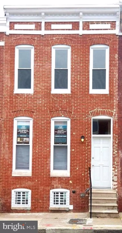 2211 Orleans Street, Baltimore, MD 21231 - #: MDBA505396