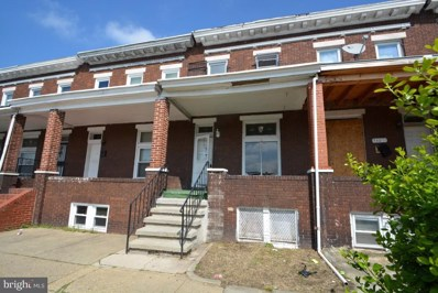 1306 Bonaparte Avenue, Baltimore, MD 21218 - #: MDBA505400