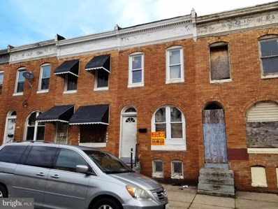 2409 Druid Hill Avenue, Baltimore, MD 21217 - #: MDBA505426