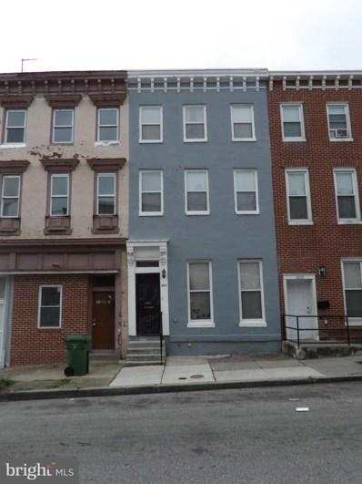 1603 W Lexington Street, Baltimore, MD 21223 - #: MDBA505478