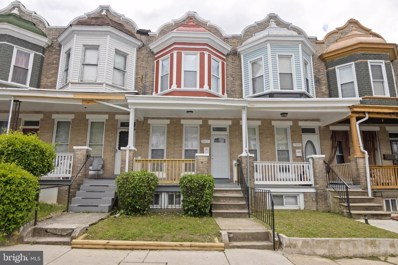 3017 Brighton Street, Baltimore, MD 21216 - MLS#: MDBA505502