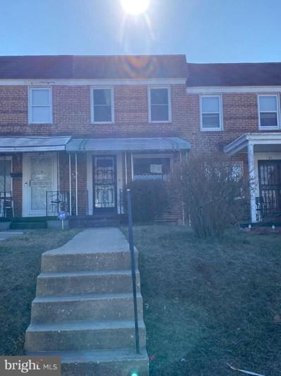 33 N Culver Street, Baltimore, MD 21229 - #: MDBA505526