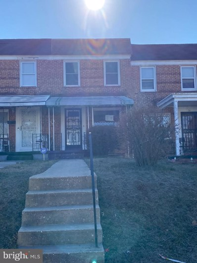 33 N Culver Street, Baltimore, MD 21229 - #: MDBA505526