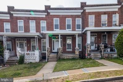 1016 N Rosedale Street, Baltimore, MD 21216 - #: MDBA505560