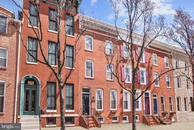 1429 William Street, Baltimore, MD 21230 - #: MDBA505630
