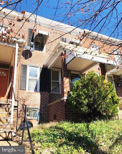 3204 Elmora Avenue, Baltimore, MD 21213 - #: MDBA505654