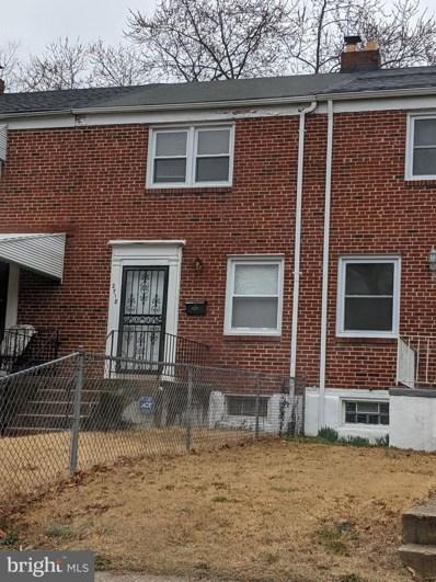 2718 Spaulding Avenue, Baltimore, MD 21215 - #: MDBA505734
