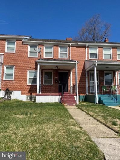 1310 Stonewood Road, Baltimore, MD 21239 - #: MDBA505814