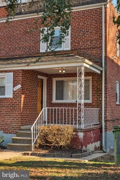 4311 Fairview Avenue, Baltimore, MD 21216 - #: MDBA505816